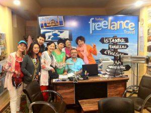 freelance travel göreme