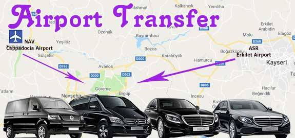 Cappadocia Airport Transfer